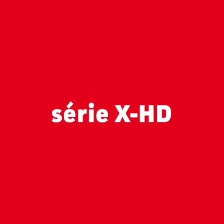série X-HD
